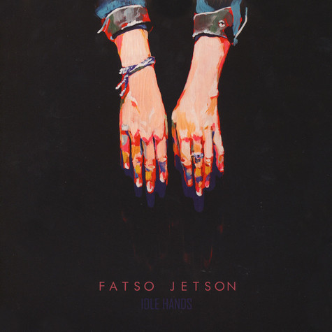 Fatso Jetson - Idle Hands Black Vinyl Edition