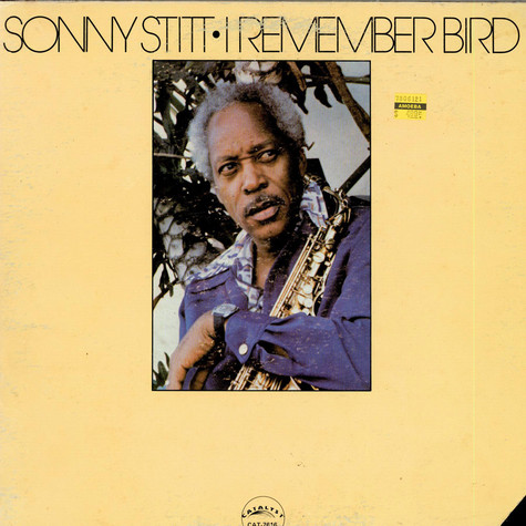 Sonny Stitt - I Remember Bird
