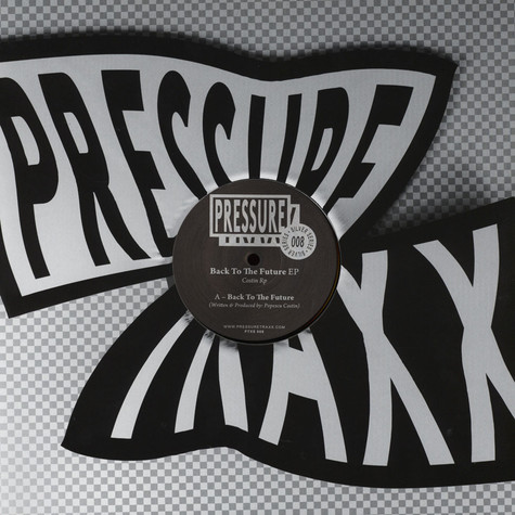 Costin RP - Back To The Future EP