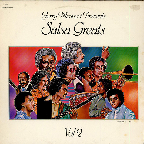 Jerry Masucci Presents Various - Salsa Greats Vol. 2