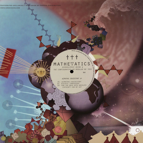 Hieroglyphic Being - Azimuthal Equidistant EP