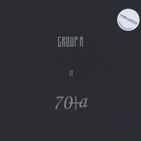 Group A - 70+A=LP