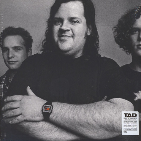 TAD - God's Balls - Deluxe Edition