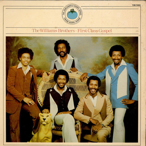 The Williams Brothers - First Class Gospel