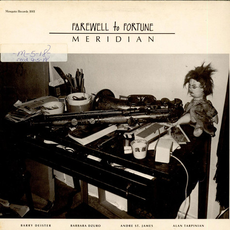 Meridian - Farewell To Fortune