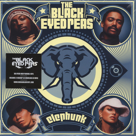 Black Eyed Peas, The - Elephunk