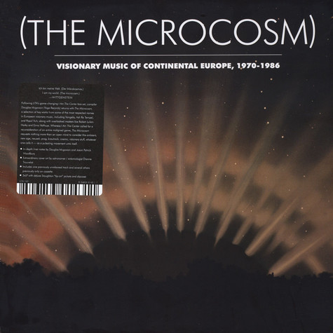 V.A. - The Microcosm: Visionary Music Of Continental Europe 1970-1986