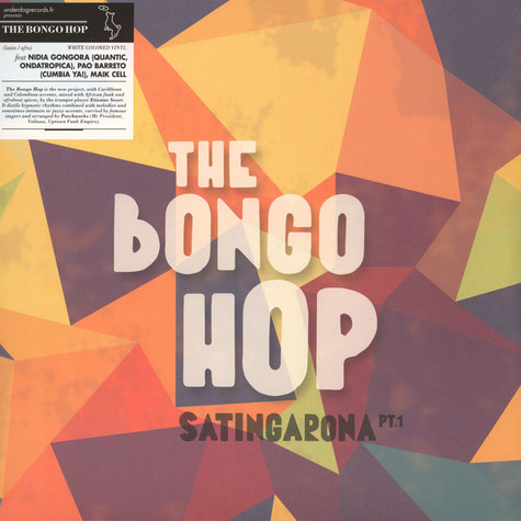 Bongo Hop, The - Satingarona Part 1