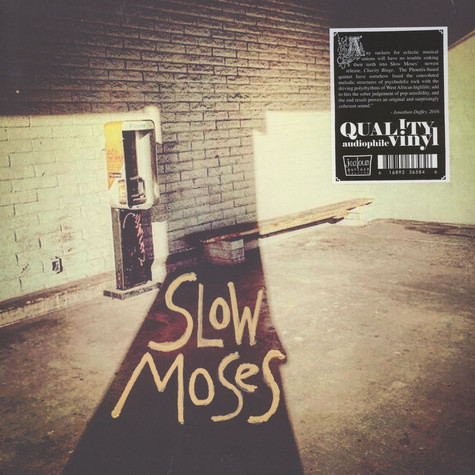 Slow Moses - Charity Binge
