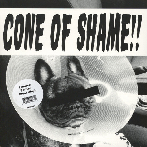 Faith No More - Cone Of Shame Clear Vinyl Edition