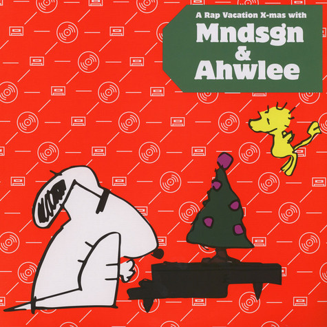 Mndsgn & Ahwlee - A Rap Vacation X-Mas