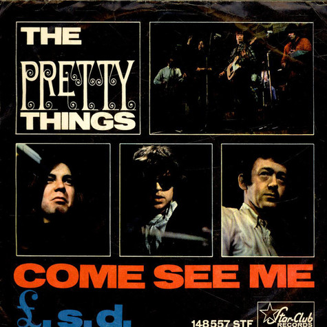 Pretty Things, The - Come See Me / £.s.d.