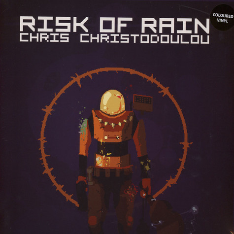 Chris Christodoulou - OST Risk Of Rain  - Official Video Game Soundtrack