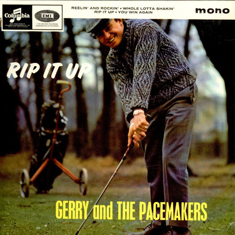 Gerry And The Pacemakers - Rip It Up