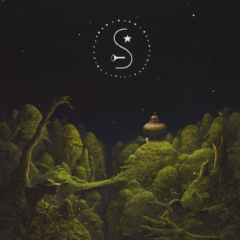 Floex - Samorost 3 Soundtrack Black Vinyl Edition