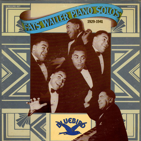 Fats Waller - Piano Solos 1929-1941