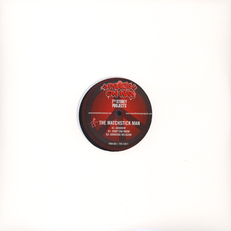 Fozbee & Cooz / The Matchstick Man - 7 Track EP