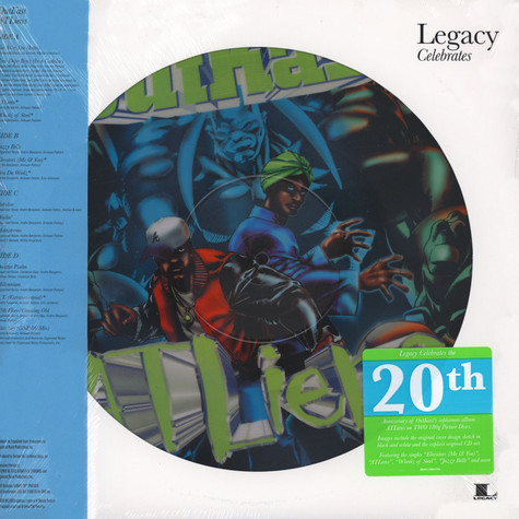 Outkast - ATLiens Picture Disc Edition