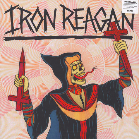 Iron Reagan - Crossover Ministry Colored Vinyl Edition