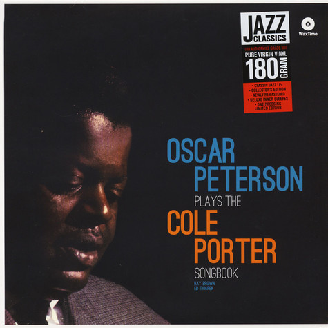 Oscar Peterson - Plays The Cole Porter Song Book