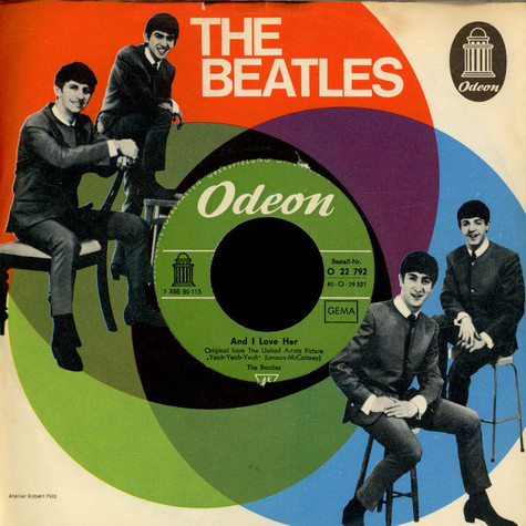 Beatles, The - And I Love Her