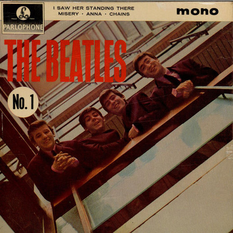 Beatles, The - The Beatles No.1