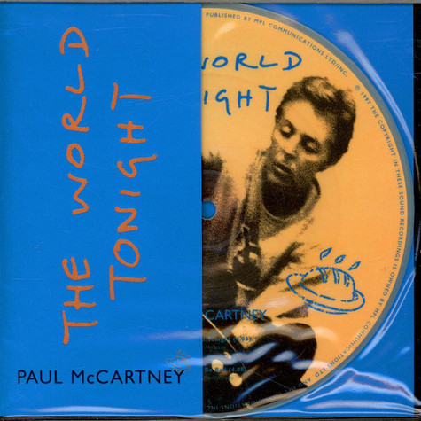 Paul McCartney - The World Tonight