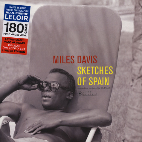 Miles Davis - Sketches Of Spain -Jean-Pierre Leloir Collection