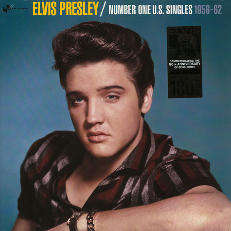 Elvis Presley - Number One U.S. Singles 1956-62