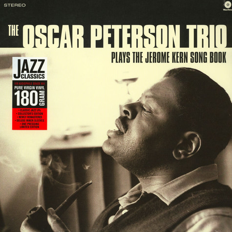 Oscar Peterson Trio - Plays The Jerome Kern Song Book