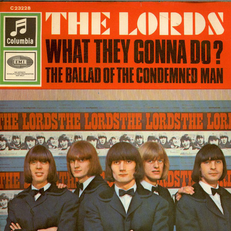 Lords, The - What They Gonna Do?