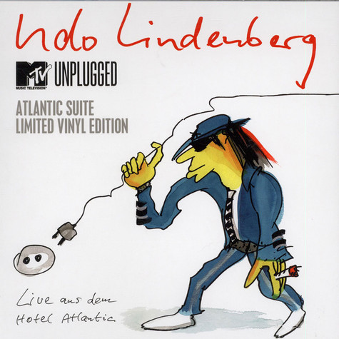 Udo Lindenberg - MTV Unplugged Atlantic Suite - Live Aus Dem Hotel Atlantic