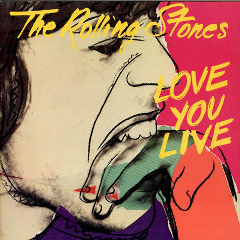 Rolling Stones, The - Love You Live