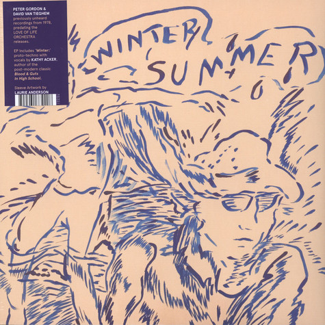 Peter Gordon & David Van Tieghem - Winter Summer Feat. Kathy Acker