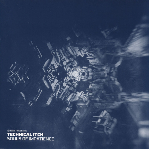Technical Itch - Souls Of Impatience EP
