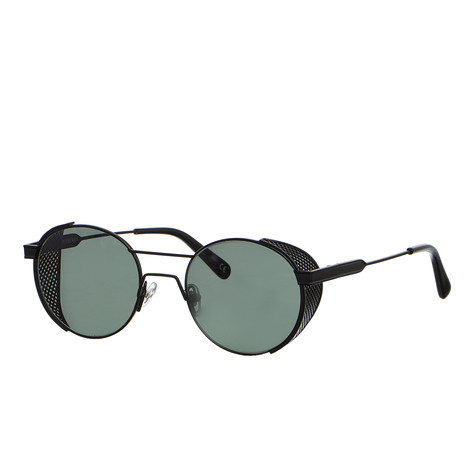 7646a3687d Han Kjobenhavn - Green Outdoor Sunglasses (Matt Black)