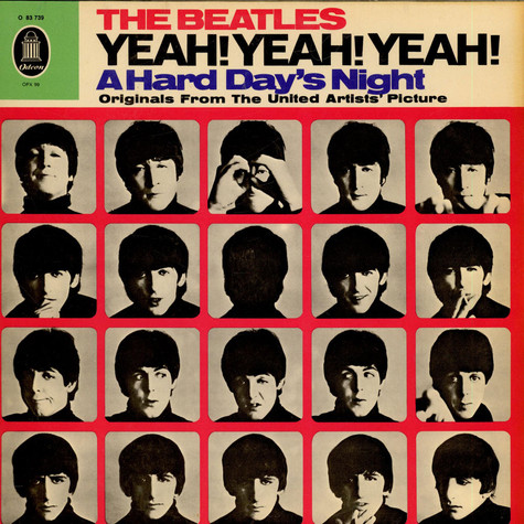 Beatles, The - OST Yeah! Yeah! Yeah! (A Hard Day's Night)
