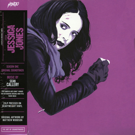 Sean Callery - OST Jessica Jones Season One