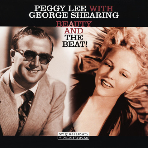 Peggy Lee / George Shearin - Beauty And The Beat!