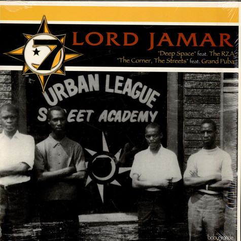 Lord Jamar - Deep Space