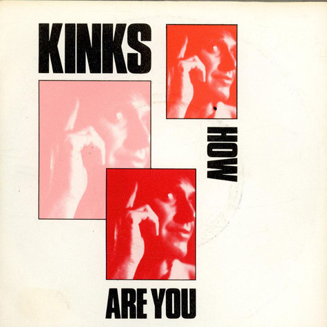 Kinks, The - How Are You