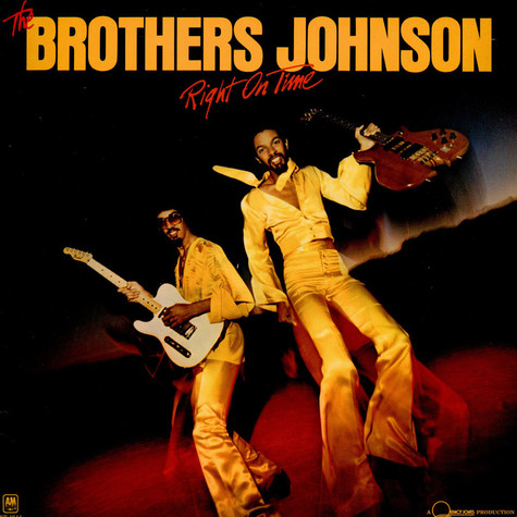 Brothers Johnson, The - Right On Time