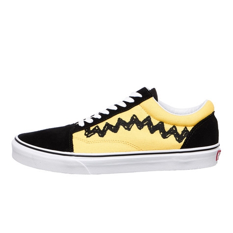 ad0971dc1a Vans x Peanuts - UA Old Skool (Charlie Brown   Black)