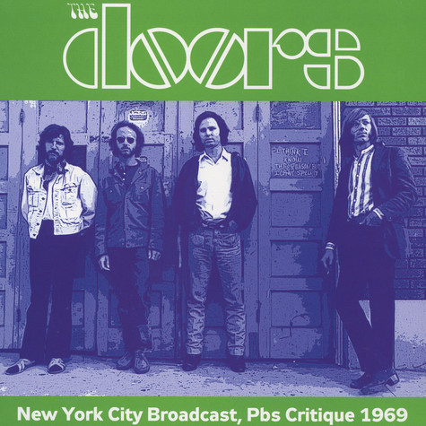 Doors, The - New York City Broadcast, PBS Critique 1969