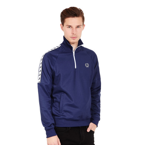 Fred Perry - Half Zip Taped Track Top