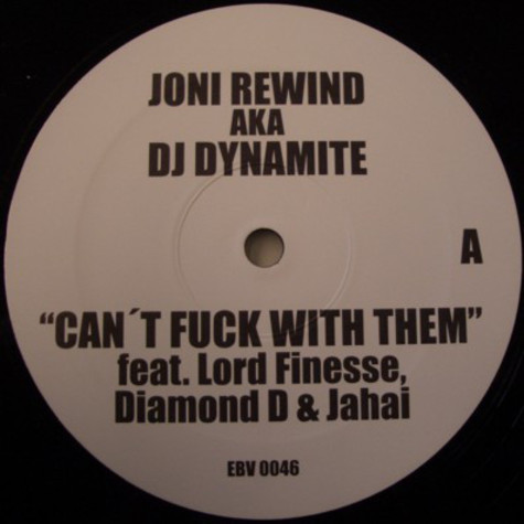 Joni Rewind - Can't Fuck With Them