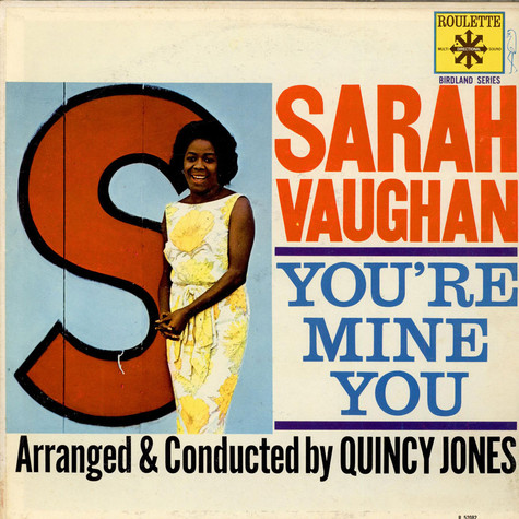 Sarah Vaughan - You're Mine You