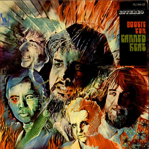 Canned Heat - Boogie Con Canned Heat