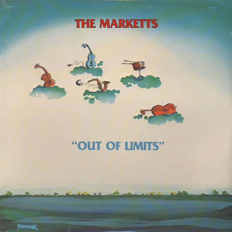 Marketts - Out Of Limits