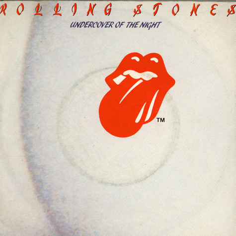 Rolling Stones, The - Undercover Of The Night